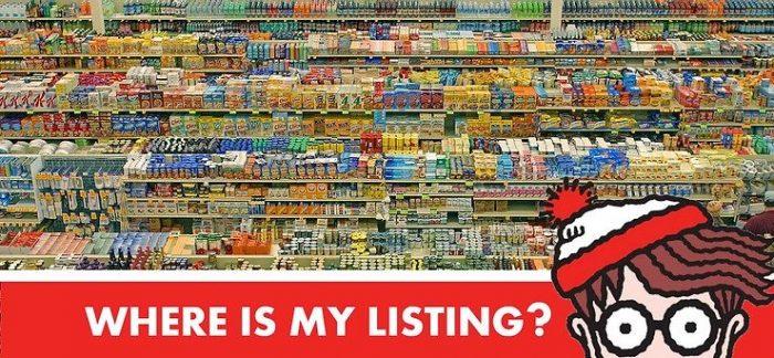 出品した商品はいったいどこ?